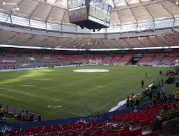 Bc Place Stadium Section 222 Seat Views Seatgeek