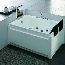 luxury walk in tub whirlpool bathtub indoor whirlpool bathtub with tv sr557