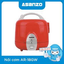 Nồi Cơm Điện Asanzo AR-18GW chính hãng, giá rẻ - ASANZO Hà Nội