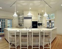 traditional kitchen lighting. wrap around extra large kitchen island in white traditional lighting s