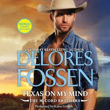 Texas on My Mind: 1 (McCord Brothers): Amazon.es: Fossen, Delores, Griffith,  Kaleo: Libros en idiomas extranjeros