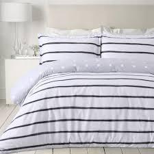 dreamaker black white stripes