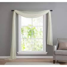 unique valances window treatments. Contemporary Window VCNY Infinity Sheer Window Scarf Valance  54 With Unique Valances Treatments T
