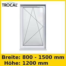 Energiesparen Fenster Trocal 76 Mm Dreh Kipp Nach Maß