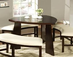 curved dining room bench bench wondrous round dining table with and chairs valuable for curved design curved dining room bench