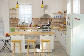 Cute Kitchen For Apartments Korean Interior Design Inspiration