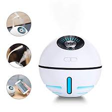 usb charging air humidifier car purifier 500ma built in lithium battery rechargeable mini ultrasonic cool mist humidifiers
