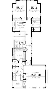 3 story house plans narrow lot. Unique 2 Story Narrow Lot Plan - 69090AM Floor 2nd 3 House Plans P