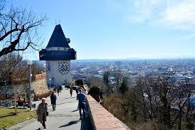 Der Grazer Uhrturm Fotos Und Infos Zum Grazer Wahrzeichen