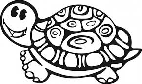 Small Picture Pic Of Turtle Coloring Coloring Pages
