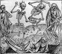 Image result for dancing skeletons