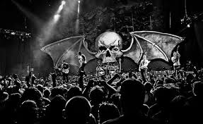 avenged sevenfold wallpaper with a concert led avenged sevenfold