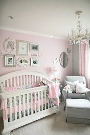 gray and white baby nursery ideas. pink and gray nursery - project white baby ideas