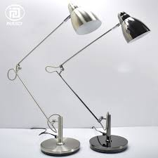 Lamps for office Classic American Style Simple Long Arm Led Desk Lamp Office Computer Design Eye Reading Bedroom Drawing Metal Regulation Table Lights Aliexpresscom American Style Simple Long Arm Led Desk Lamp Office Computer Design