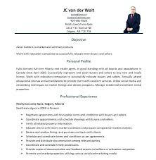 Real Estate Broker Resume Example. Real Estate Broker Assistant ...