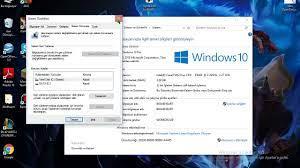 Windows 10 Bilgisayar özelliklerine bakma. - YouTube