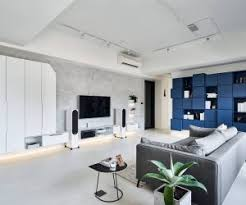 Architectural interior design Industrial Modern Interior Design Ideas