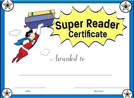 Achievement Awards For Elementary Students Printable Certificate Of Appreciation Certificates For Students