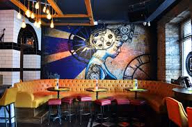 L'Estrange Designs | The Camden Exchange Bar Design / Restaurant Design /  Interior /
