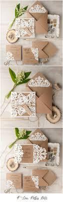 Best 25+ Homemade wedding stationery ideas on Pinterest   Homemade wedding  envelopes, Homemade wedding programs and Homemade wedding invitations