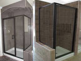 frameless shower doors framed shower doors closet doors mirrors