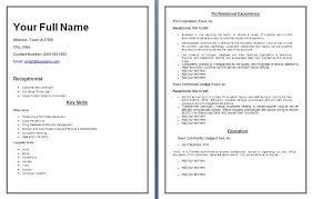 Best Resume Words Template Best Best Resume Words Resume Badak