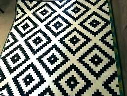 ikea black and white striped rug black and white rug post black and white rug