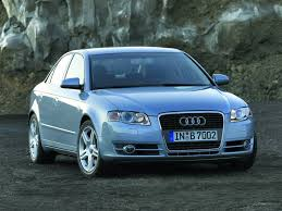 Auction Results and Sales Data for 2005 Audi A4
