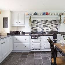 kitchen tiled splashback designs. monochrome metro-tiled splashback | tiles to make a kitchen beautiful photo tiled designs b