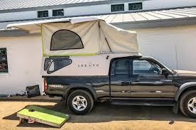 The Lightweight Pop-Top Truck Camper Revolution   GearJunkie