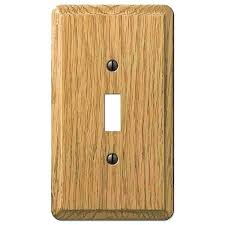 wood switch plates wall amerelle chelsea brushed nickel switch plates