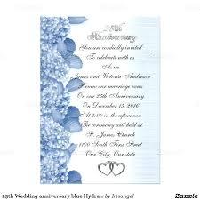25th wedding anniversary invitations anniversary invitations wording anniversary invitation es wedding anniversary surprise