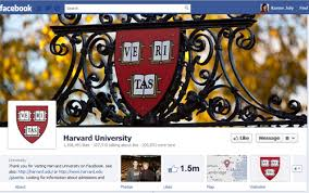 New Facebook Timeline Pages: A Look At Cover Trends In #highered ...