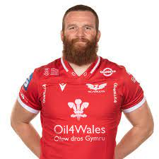 Jake Ball - Scarlets Rugby
