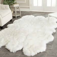 safavieh sheep skin shs211a rug almost like a pet without the 40 lovely of sheepskin area rug
