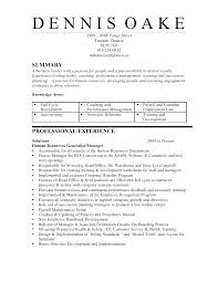 Hr Generalist Resumes Resume Examples Professional Human Resources Interesting Human Resources Generalist Resume