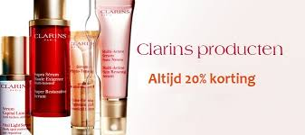producten clarins