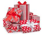 Средняя сумма на подарок