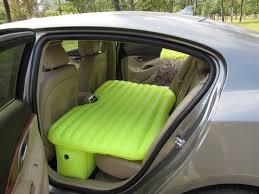 Backseat Inflatable Bed Amazoncom Car Travel Inflatable Mattress Car Inflatable Bed Car