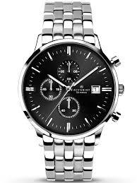 accurist mens chronograph bracelet watch 7073