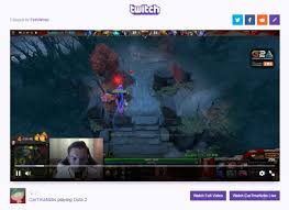 how to capture a short clip from a live twitch stream