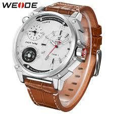 <b>WEIDE</b> Military Watches <b>Relogio Masculino</b> Men Quartz Analog ...