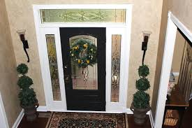 Front Doors front doors with sidelights pics : Fiberglass Entry Doors With Sidelights — Crustpizza Decor ...