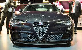 alfa romeo new car releasesAlfa Releases Nrburgring Lap Time for Giulia Sports Sedan  News