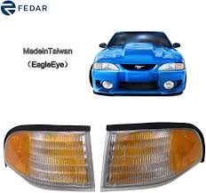 94 98 Mustang Corner Lights Amazon Com Replacement Park Singal Light Fit 1994 1998 Ford