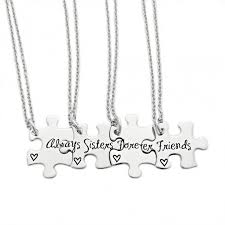 sister jewelry sister necklaces