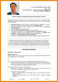 11+ mckinsey resume example