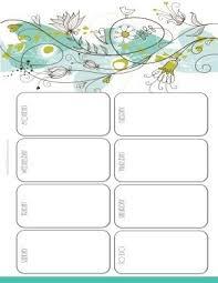 Weekly Planner Online Printable Weekly Calendar Maker Weekly Calendar Custom Calendar