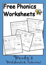 Our phonics worksheets are a great tool to use to help your child develop this vital skill, as they cover such concepts as rhyming words, the sounds each letter beyond our supply of dozens of phonics worksheets, consider using your child's everyday surroundings to speed up the learning process. Free Printable Alphabet Phonics Worksheets By Wendy De Kock Tpt