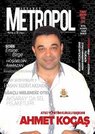 Metropol Aksaray Sayi 4 by Alper Yaylaci - issuu